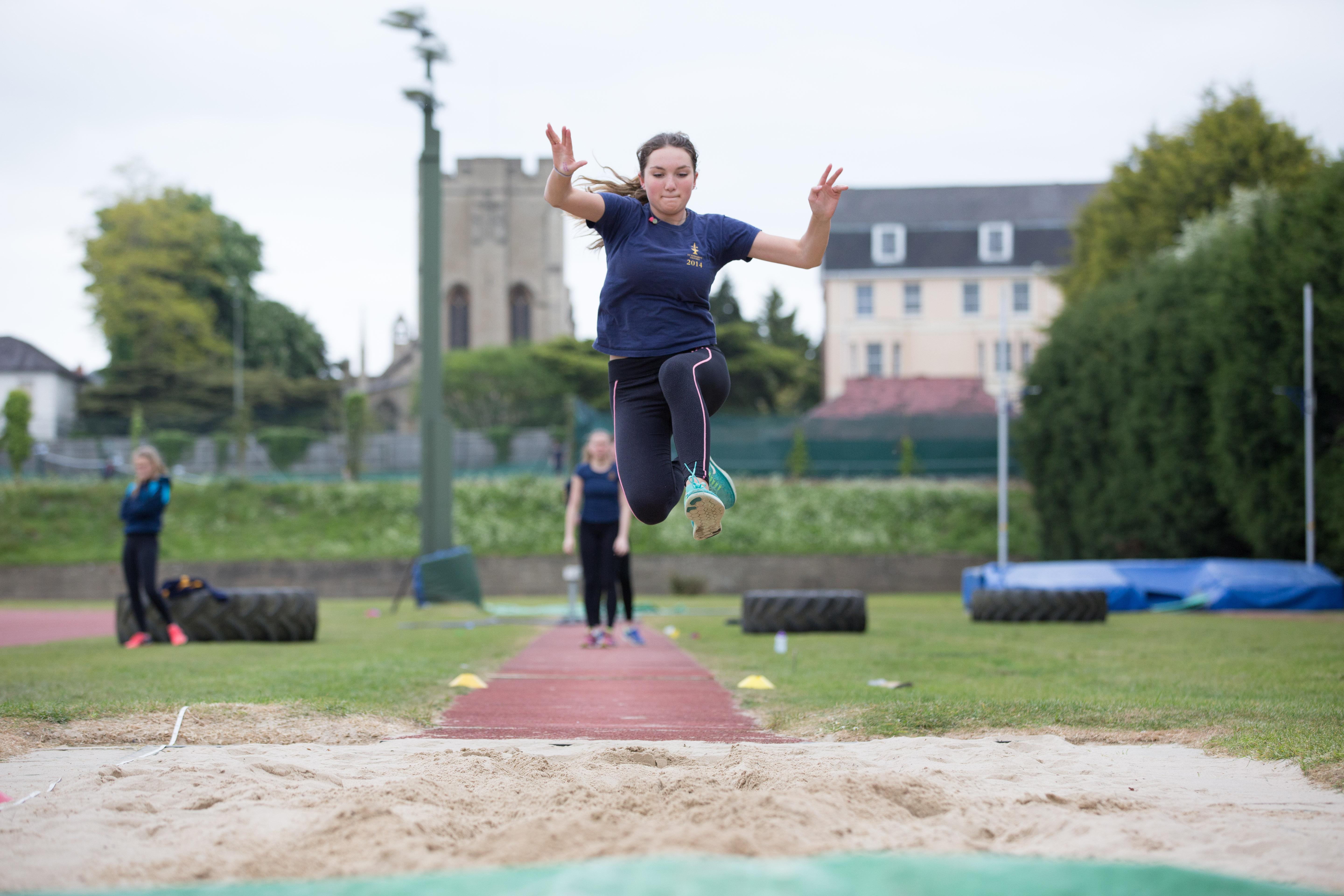 Athletics St Edward S School